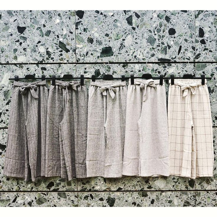 Five shades of grey ☑️ #casual #chic #winter #trousers #vintagestyle #grey #scale #plaid #stripes #swing #szputnyikshop #szputnyik #budapest #minimal #basic #trend #differentisbeautiful #pants #culottes #tweed