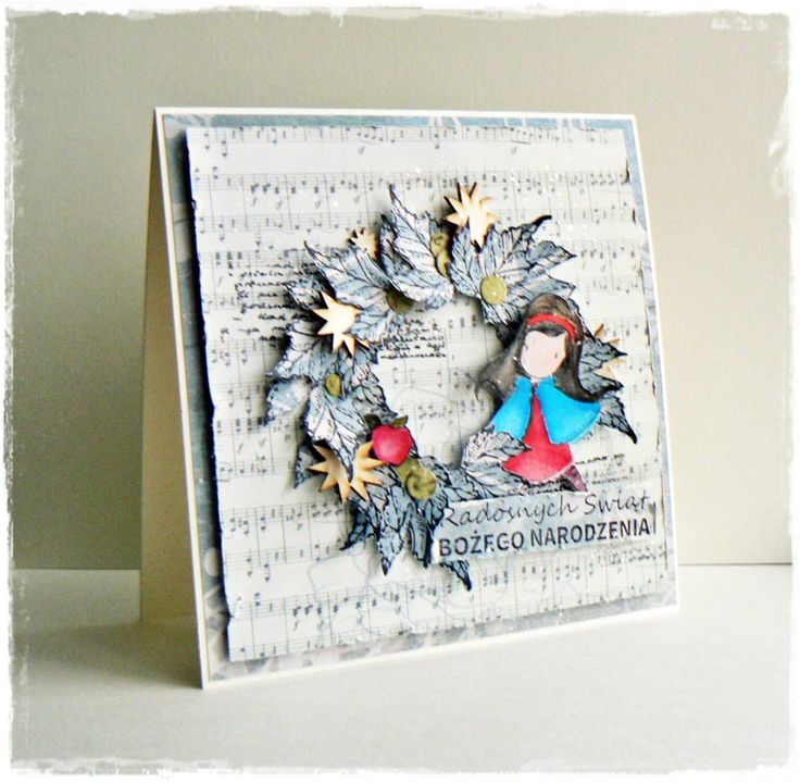 card; christmas card; handmade; handmade card for christmas