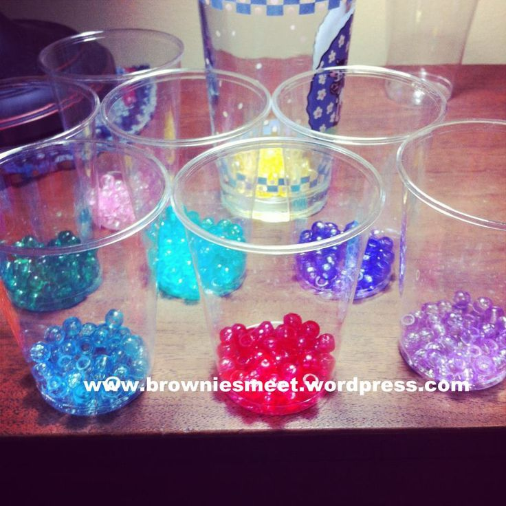 Key to Brownies: Getting to know you with a beaded bracelet | Brownie Meeting Ideas