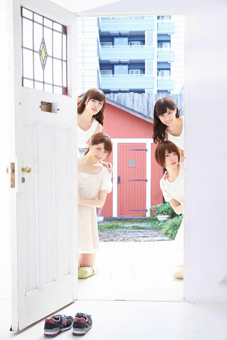 Matsumura Sayuri, Shiraishi Mai, Nishino Nanase, Hashimoto Nanami