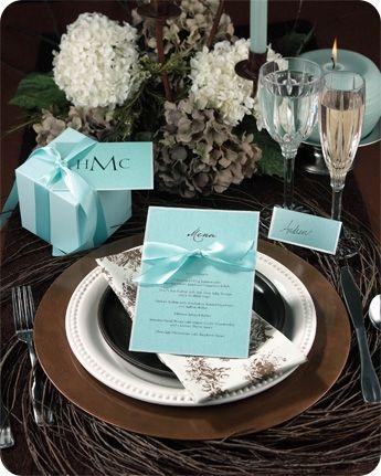 ... bleu turquoise chocolat sur Pinterest  Turquoise, Gâteaux de mariage