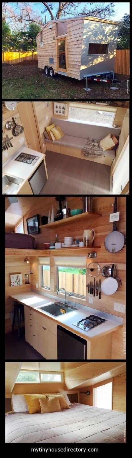 mytinyhousedirectory: Lovely Tiny Home