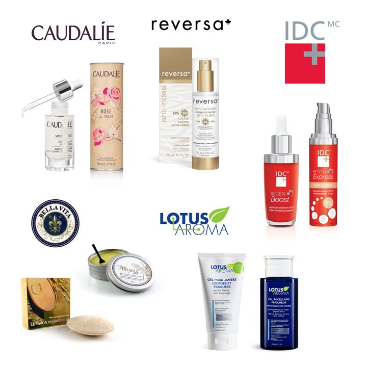 divine.ca celebrate our 10th anniversary with Caudalie, Bella Vita, Lotus Aroma and IDC contest
