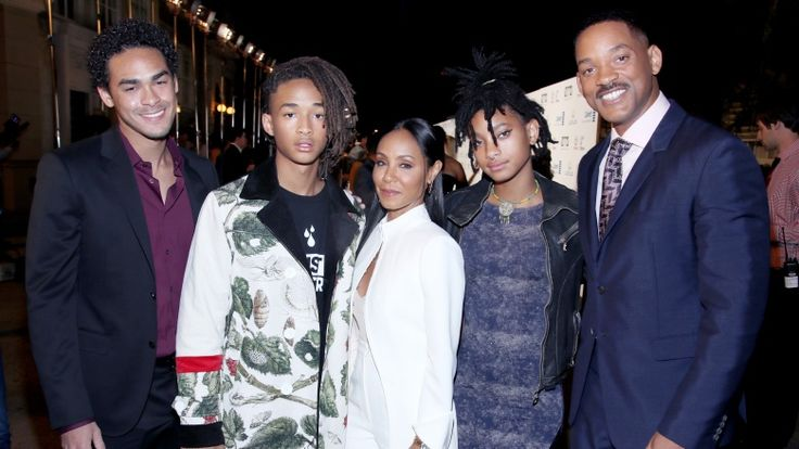Things you don't know about Will Smith's other son