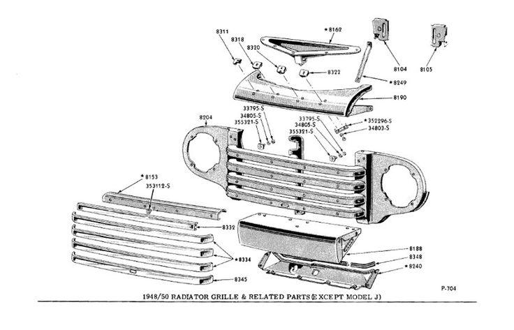 122 mejores im u00e1genes de truck ford 1948