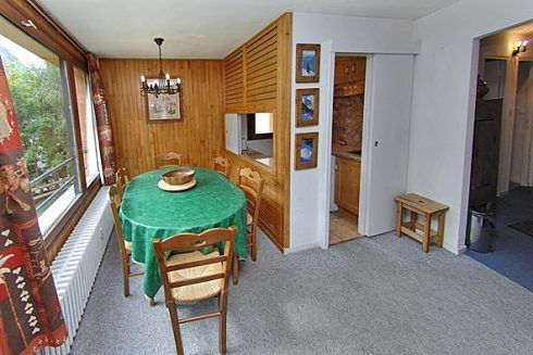 6 person, apartment, Val d'Isere - C 1006 dining room