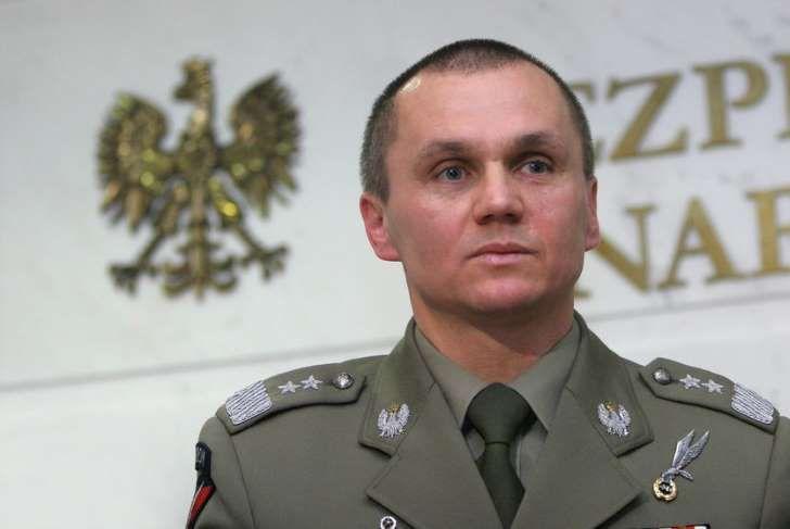 Generał Roman Polko, były dowódca GROM