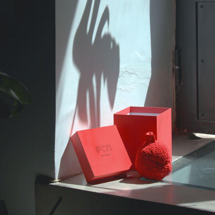 Else Coral Vases - Michal Fargo