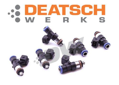 2005-2010 Toyota Scion TC DW Fuel Injectors 22S-04-1000-4 - DeatschWerks: 2005-2010 Toyota Scion TC DW Fuel Injectors 22S-04-1000-4 -…