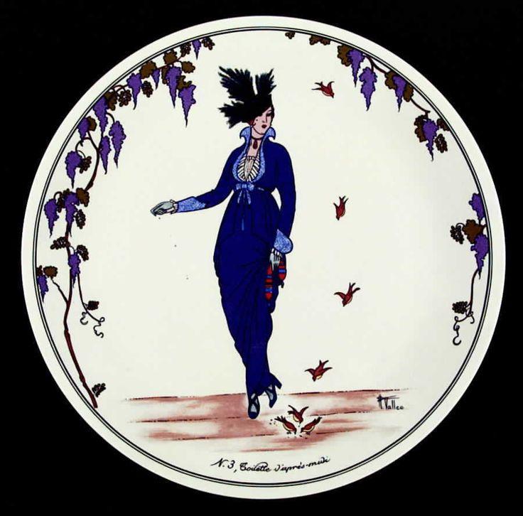Villeroy & Boch DESIGN 1900 Dinner Plate 4693719 #VilleroyBoch