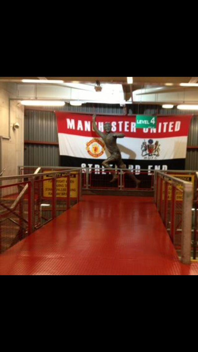 King of the Stretford End