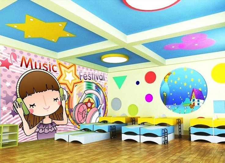 Blue And Yellow Wallpaper Non Woven Wallpaper Triangles: 17 Best Ideas About Cute Cartoon Wallpapers On Pinterest