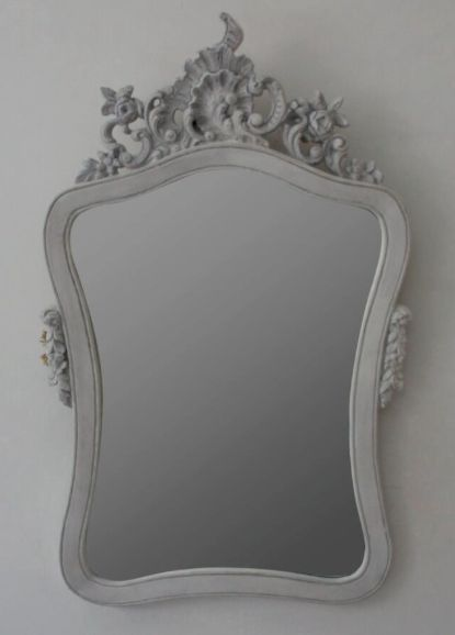 Espejo de madera restaurado by BERKANA