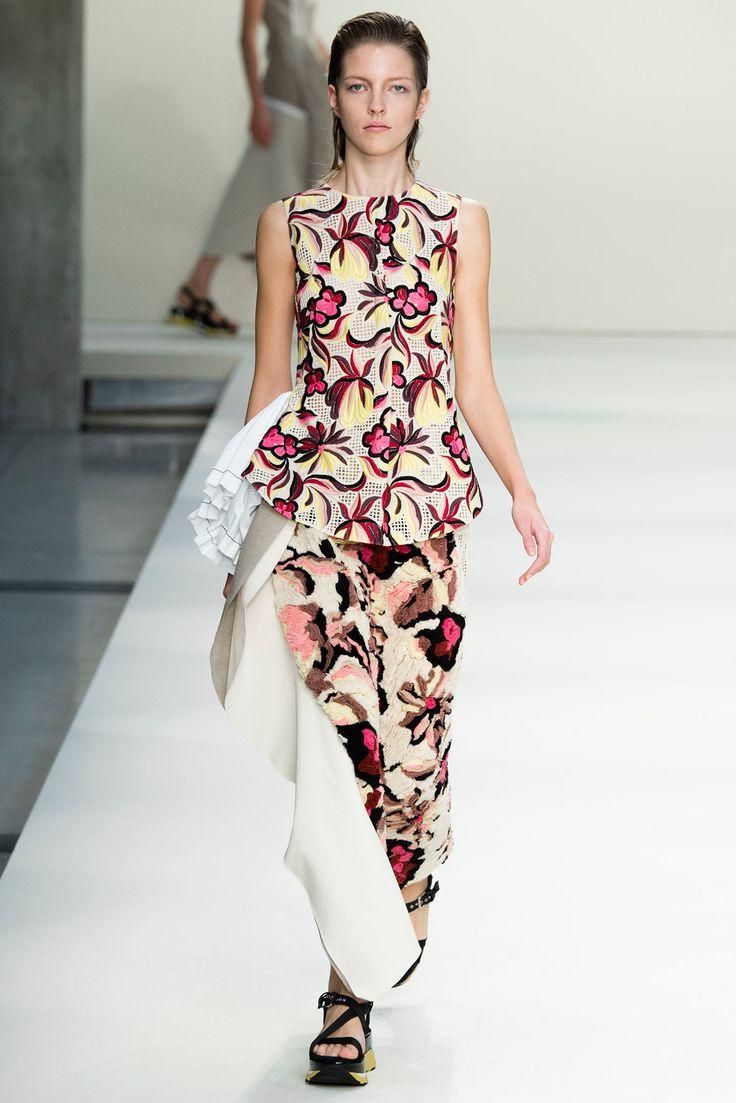 Printed Mini Dress Spring/summer Marni YVS3v