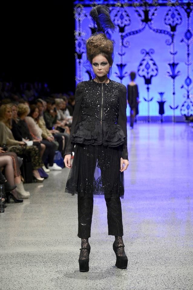 Trelise Cooper Old World Romance Jacket, Black Widow Dress & Perfect Gait Pant