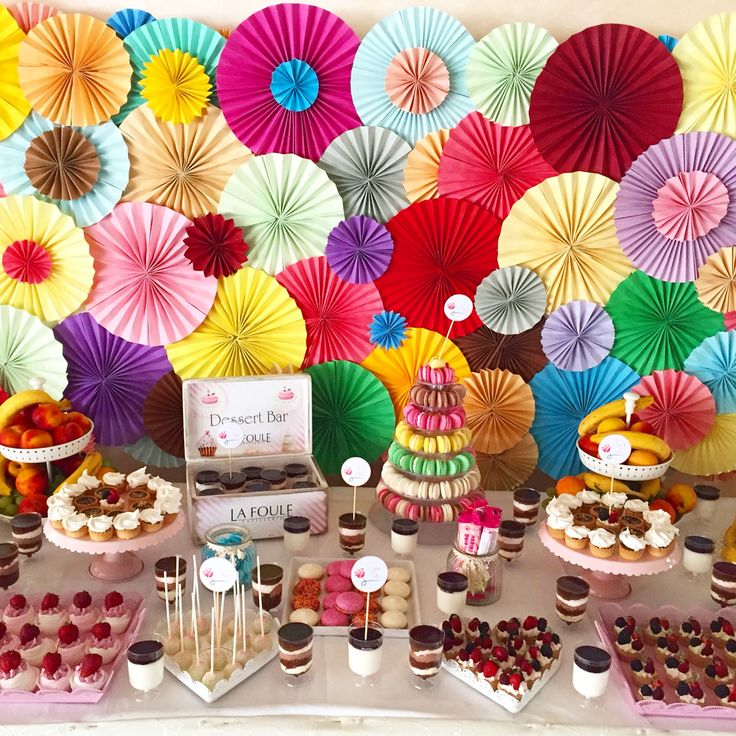 Colors Candy bar