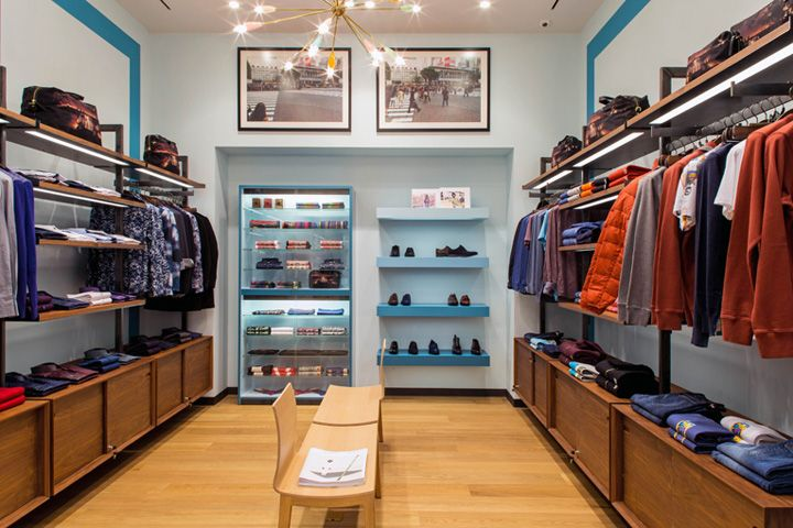 Paul Smith flagship store, Dubai - UAE