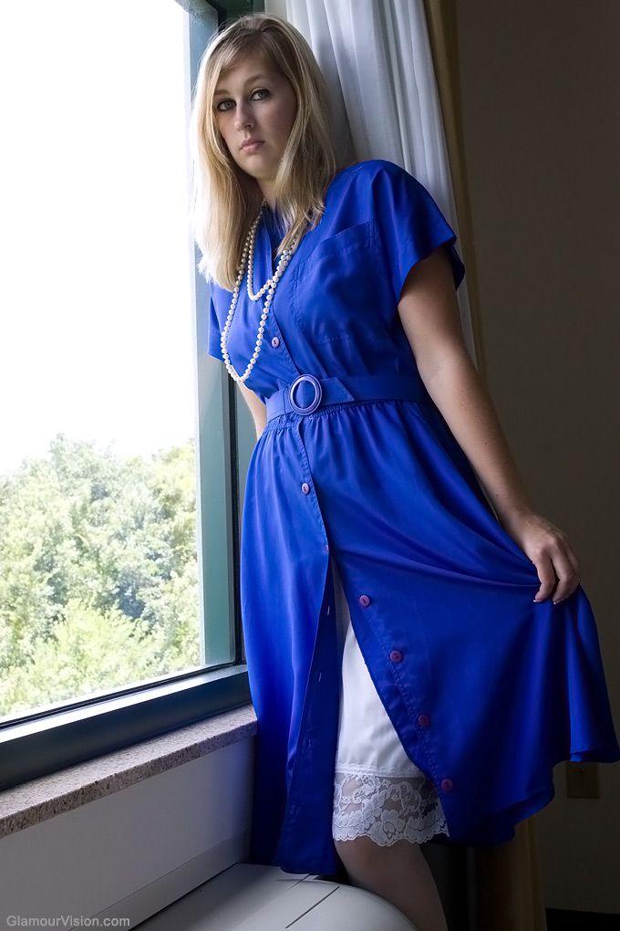 Kaylee Glamourvision 2013 Pinterest Dress Skirt Satin Slip And Nice Dresses