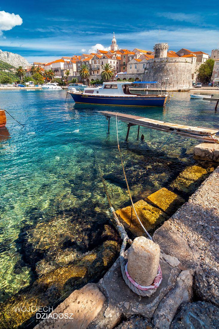 Croatia, Korcula City/Island ©Wojciech Dziadosz  www.wojciechdziadosz.com