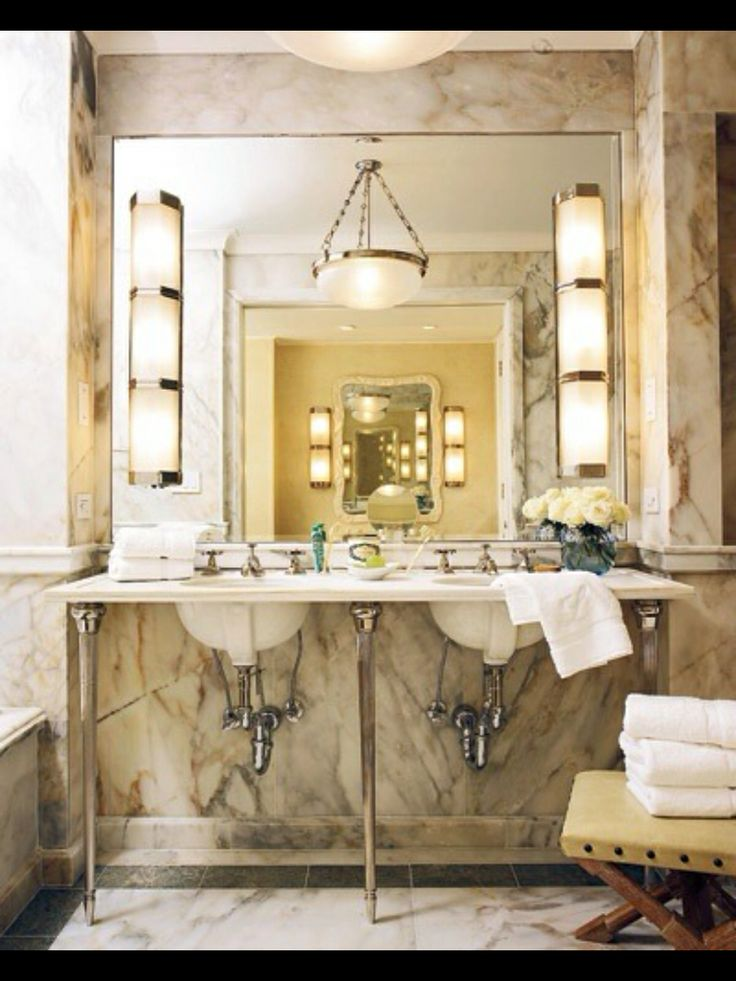 1940 39 s style cream marble mans bathroom bathroom for Bathroom ideas 1940