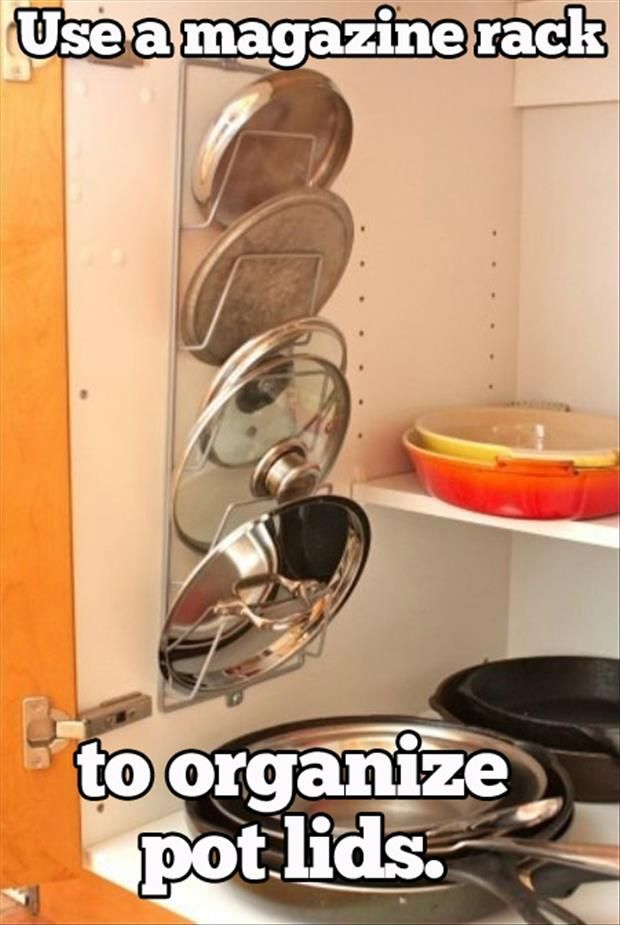 They really do get out of hand if you don't have a good way to store them.