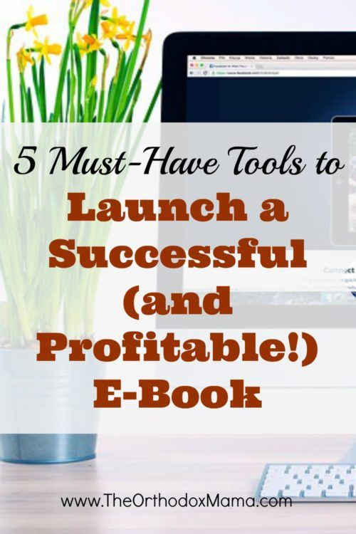 36 best books and reading images on pinterest 5 must have tools to launch a successful and profitable e book fandeluxe Gallery