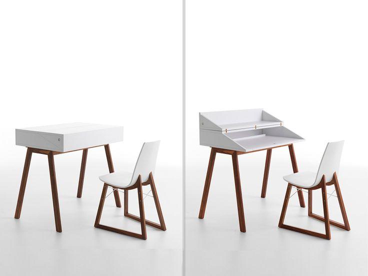Bureau desk, Contemporary Home Office Design at Cassoni.com