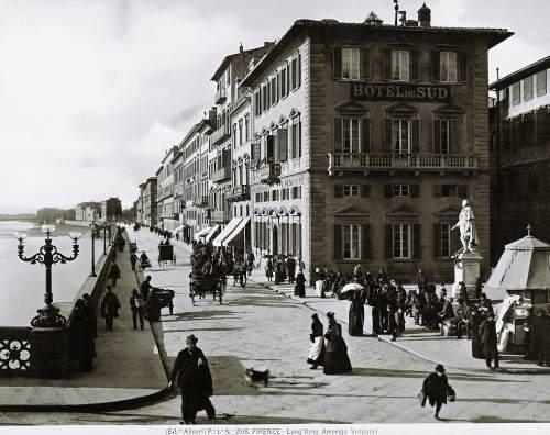 travel-photos-eme:  Firenze 1890