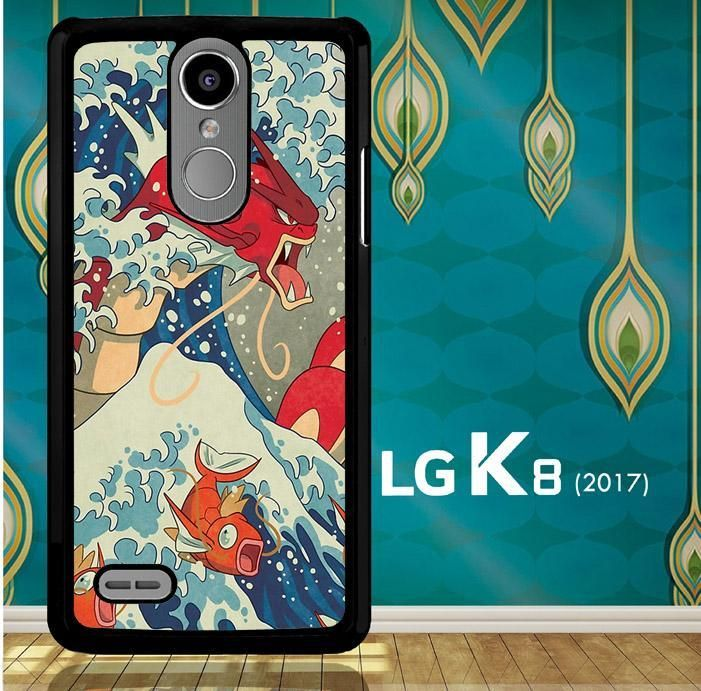Pokemon Great Waves Painting X4140 LG K8 2017 / LG Aristo