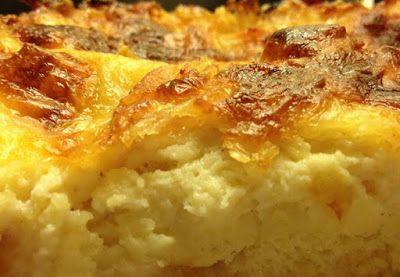 Ενα υπέροχο γρήγορο σουφλέ ( Μπριός ) με ψωμί του τοστ !!! ~ ΜΑΓΕΙΡΙΚΗ ΚΑΙ ΣΥΝΤΑΓΕΣ