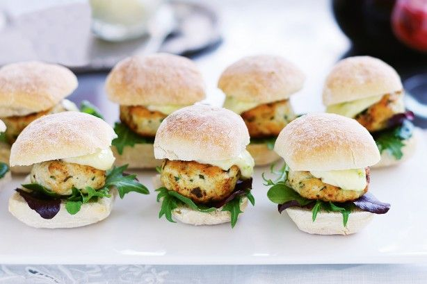 Planning a party? These nibbles will go down a treat!
