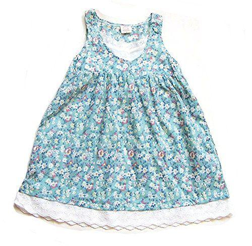 美国子供服 キャミソール花ワンピース  並行輸入品 (100cm, ブルー) 美国子供服 http://www.amazon.co.jp/dp/B00UR03PQO/ref=cm_sw_r_pi_dp_eijevb05XSY6K