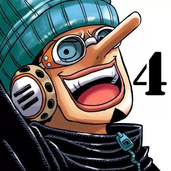 4. Ussop [One Piece Film: Gold]