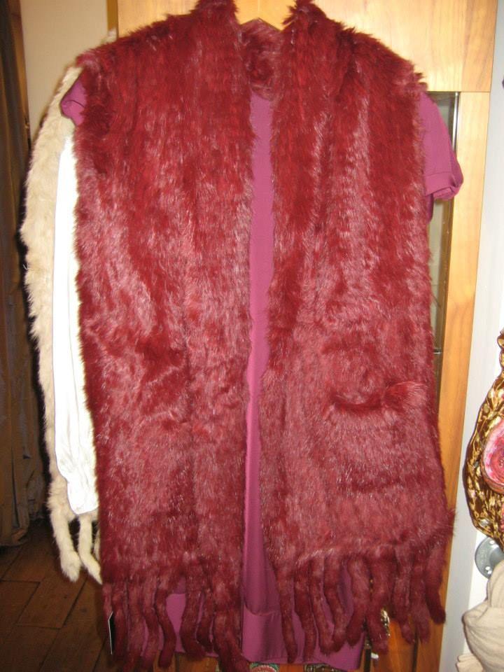 Bontsjaal in prachtige kleur van nu