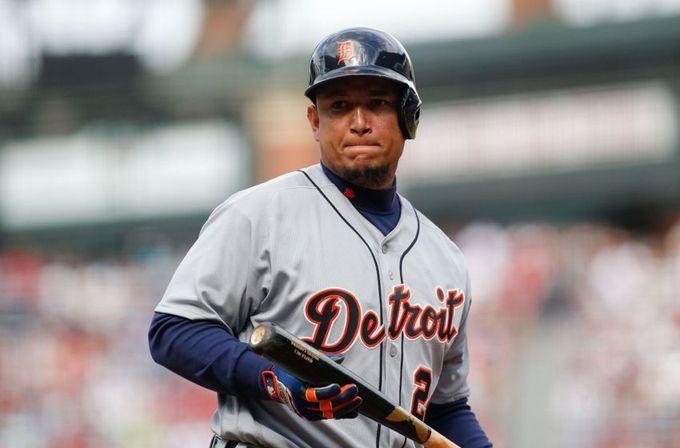 Sepa por qué Miguel Cabrera podría salir de los Tigres de Detroit #Beisbol #Deportes