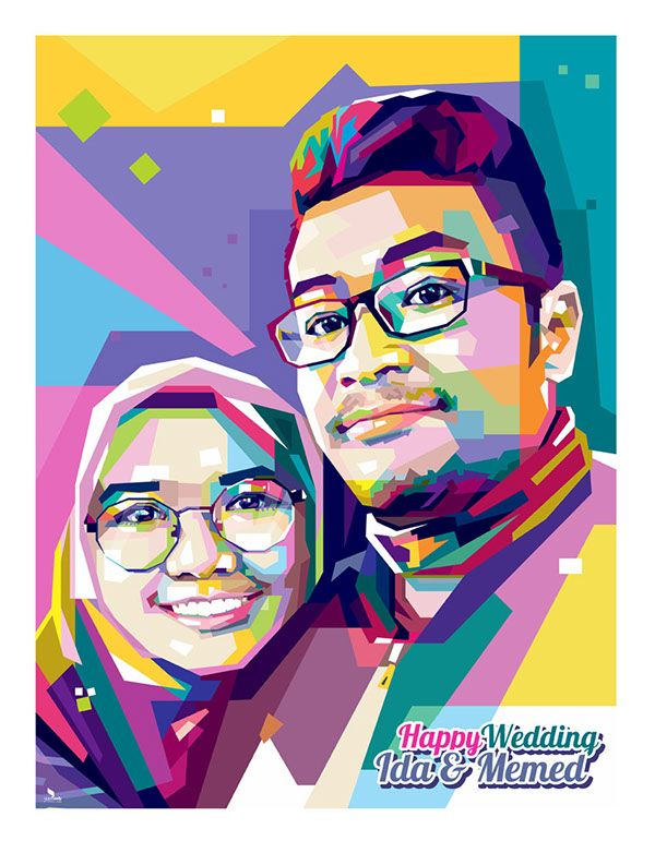WPAP by @opparudyjust directly contact me if yoy interest with my artwork▶ opparudy@gmail.com