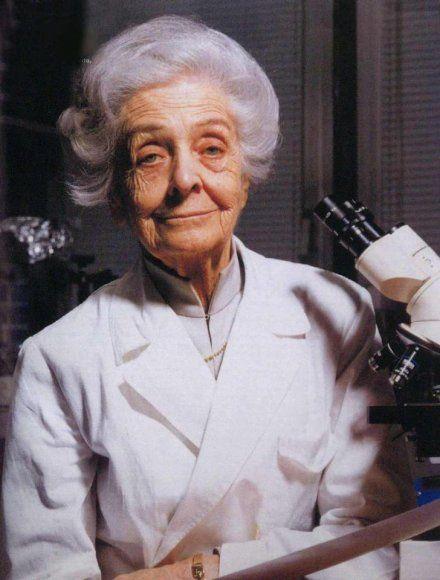 Donna, scienziata, premio Nobel: Rita Levi-Montalcini, un esempio per il paese