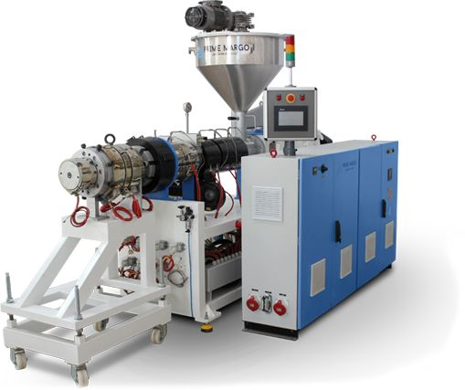 Twin Screw Extruder These are mainly applied for the purpose of calibration as well as cooling the thermoplastic pipes during the manufacturing process. Our tanks are made up of high grade material as per the designs created by our well-experienced professionals and hence are very sturdy, durable and 100% leak proof. We offer them with an option of single or double chamber.