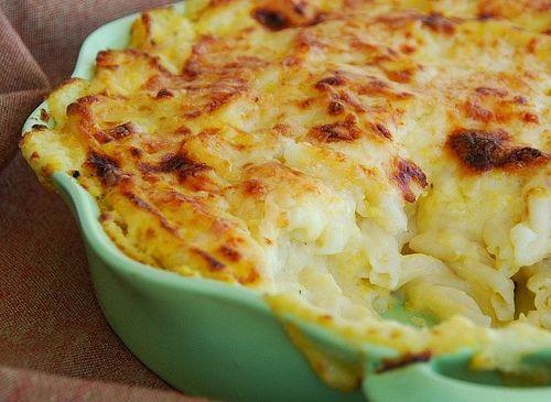 macaroni cheese cauliflower