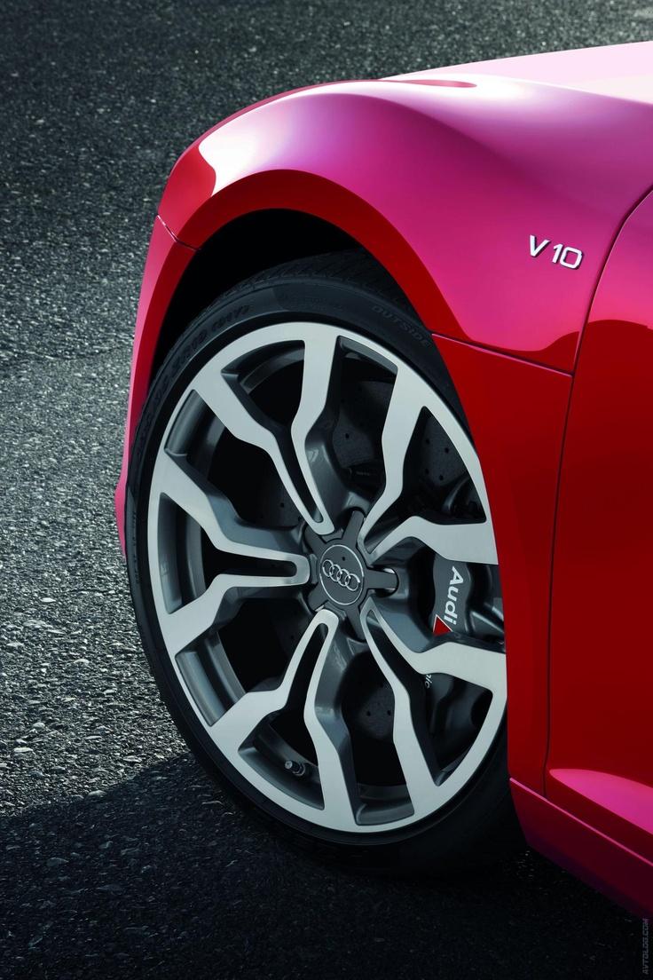 2013 Audi R8 Spyder V10