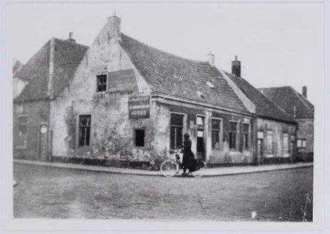 Hoek Teut en Conickstraat-1938