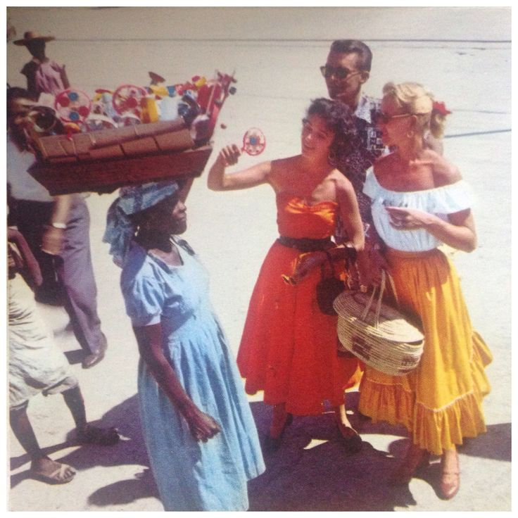 Haiti Tourism back in th day
