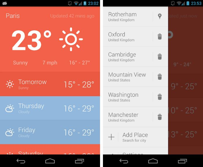 Hue1 30 of the most beautiful and well designed Android apps