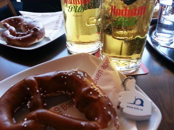 Немецкий завтрак чудно!