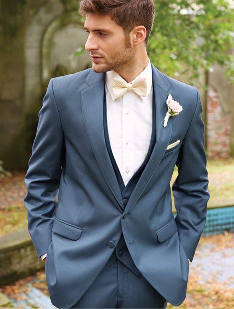 Collins Formal Wear - Slate by Allure Men  http://www.collinsformalwear.com/catalogue.html