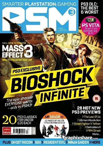 PSM3 Magazine - www.computerandvideogames.com/sites/psm/    #psm3 #magazine #playstation #reviews #technology #futurepublishing #futurejobs #bathjobs #londonjobs