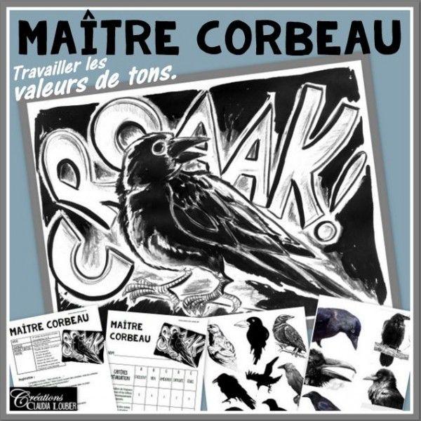 les 25 meilleures id es de la cat gorie corbeau dessin sur pinterest art de corbeau corbeau. Black Bedroom Furniture Sets. Home Design Ideas