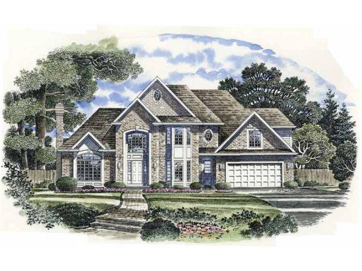 62 best House Plans images on Pinterest Craftsman homes