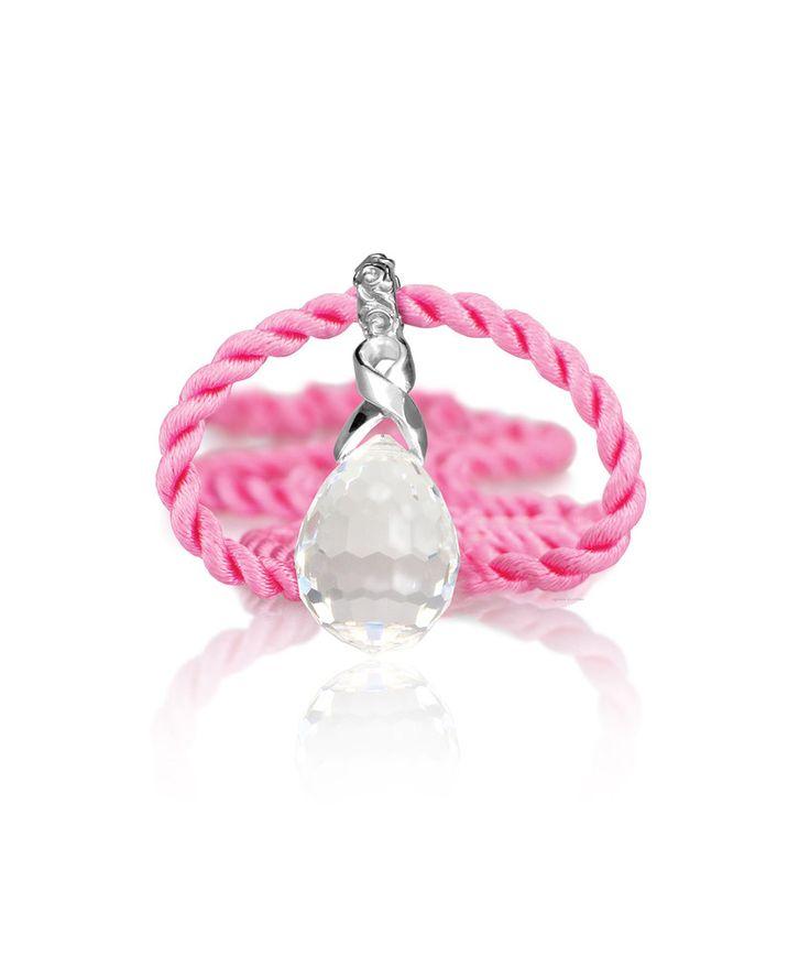 Charis Crystal Pendant #JennaCLifford