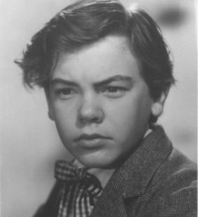 Bobby Driscoll- voice of Peter Pan. Kind of reminds me of Harry styles.